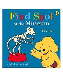 Find Spot at the Museum - English