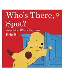Who's There Spot? - English