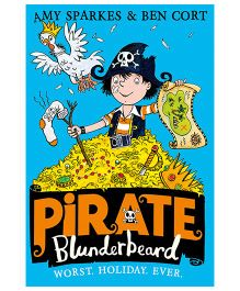 Pirate Blunderbeard Worst Holiday Ever - English