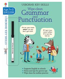 Wipe-clean Grammar & Punctuation - English