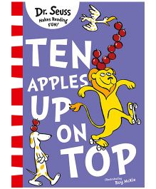 Ten Apples Up on Top - English