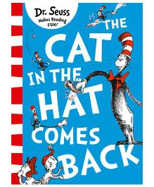 The Cat in The Hat Comes Back - English