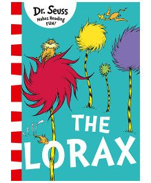 The Lorax Story Book - English