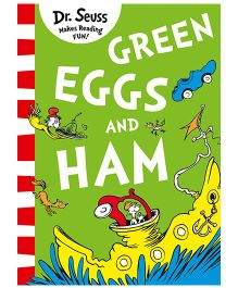 Green Eggs And Ham Story Book - English