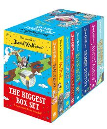 The World of David Walliams: The Biggest Box Set