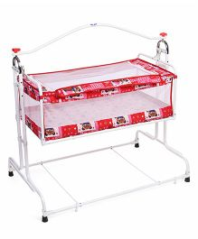 New Natraj Compact Cradle Deluxe - Red