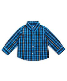 FS Mini Klub Full Check Shirt - Blue