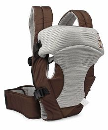 R for Rabbit Upsy Daisy Smart Hip Seat Baby Carrier - Brown