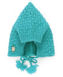 The Original Knit Knitted Cap - Turquoise