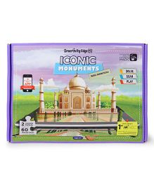 Smartivity Edge Iconic Monuments Magic Jigsaw Puzzle - Pack Of 2