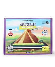 Smartivity Edge Ancient Wonders Magic Jigsaw Puzzle - Pack Of 2