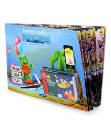 Smartivity Let's Learn 123 Magic Colouring Book - English