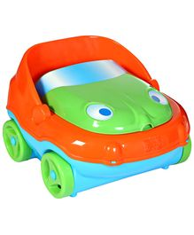 Mee Mee Musical Car Potty Training Seat - Multicolour