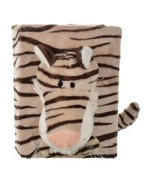 Twisha Nx Tiger Photo Album - Brown Cream