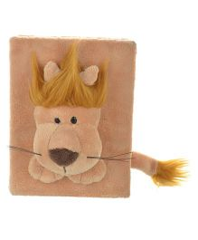 Twisha Nx Lion Photo Album - Light Brown