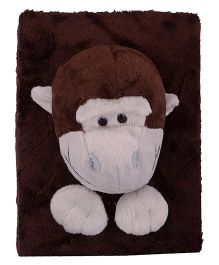 Twisha Nx Monkey Photo Album - Brown