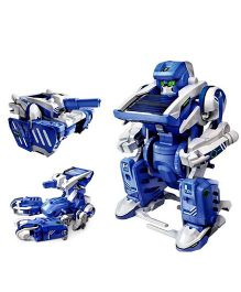 Emob DIY 3 in 1 Robot Construction Toy - Blue