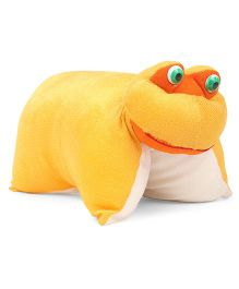 IR Folding Pillow Frog (Color May Vary)