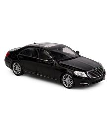 Welly Mercedes Benz S Class Toy Car - Black