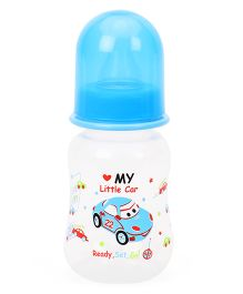 Mee Mee Premium Feeding Bottle Blue - 125 ml