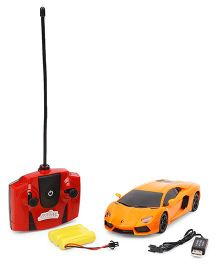 Dash Lamborghini Aventador LP 700-4 Remote Controlled Car - Orange