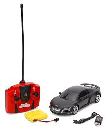 Dash Audi R8 GT Remote Controlled Car - Black