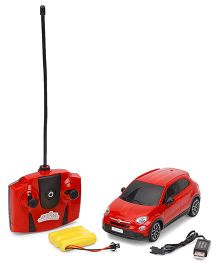 Dash Fiat 500 X Remote Controlled Car - Red