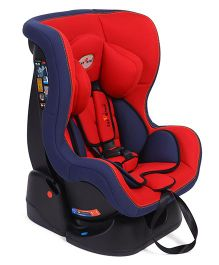 1st Step Car Seat - Red Blue