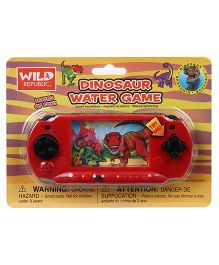 Wild Republic Blister Water Game - Red