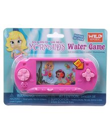 Wild Republic Blister Water Game - Pink