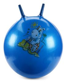 Awals Hopping Ball Blue (Prints May Vary)