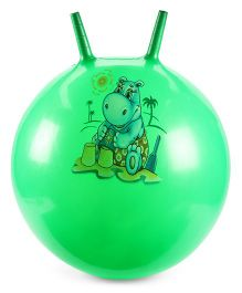 Awals Hopping Ball Green (Prints May Vary)