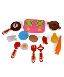 Sunny Kitchen Play Set - Pink