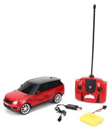 Dash Land Rover Sport Remote Control Car - Red