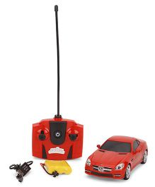 Dash Mercedes Benz SLK 350 Remote Control Car - Red