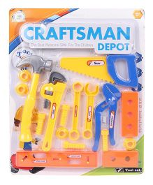 Smiles Creation Tool Set (Color May Vary)