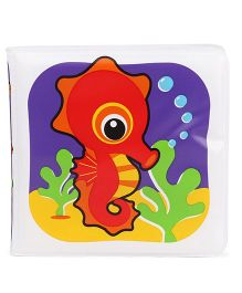 Playgro Splash Book - Multicolour