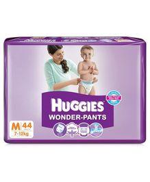 Huggies Wonder Pants Medium Size Pant Style Diapers - 44 Pieces