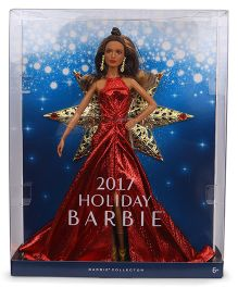 Barbie 2017 Holiday Doll - Maroon