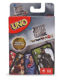 Mattel UNO Justice League Card Game