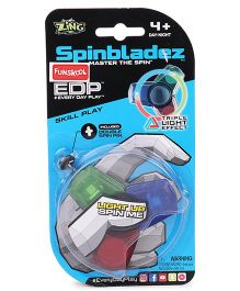 Funskool Spinbladez Fidget Spinner - Blue Red Green
