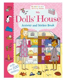 My Dolls' House Activity And Sticker Book - English