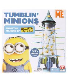Minions Tumblin Board Game - Multi Color