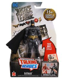 DC Comics Justice League  Batman Figure Black - 16 cm