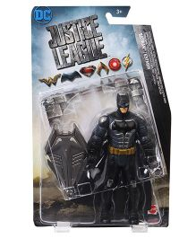 DC Comics Justice League Batman Figure Black - 6 inches