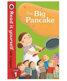 The Big Pancake Story Book - English