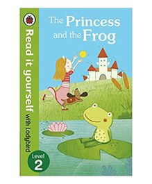 The Princess And The Frog Story Book - English