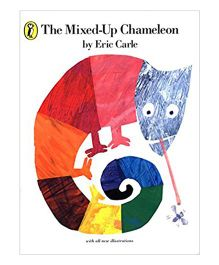 The Mixed-Up Chameleon - English