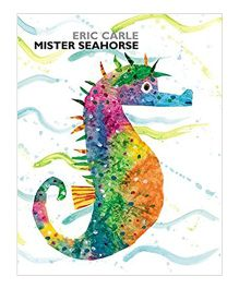 Mister Seahorse - English
