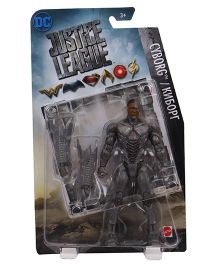 DC Comics Justice League Cyborg Figure Black - 15 cm